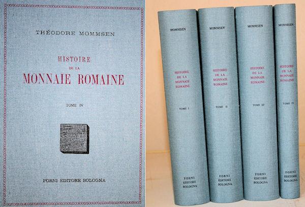 HISTOIRE DE LA MONNAIE ROMAINE (TH. MOMSEN) Mommse10