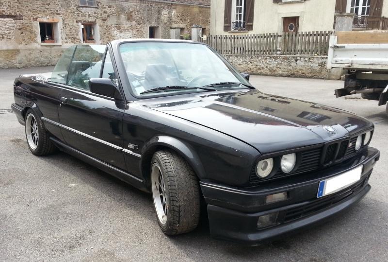 SUPERBE BMW 325i CABRIOLET préparée par HARTGE certificat à l'appuis 20130611