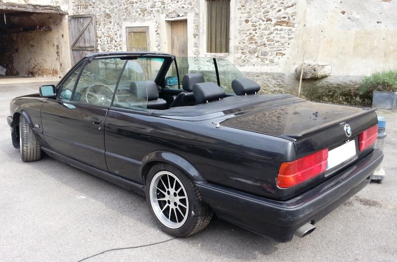 SUPERBE BMW 325i CABRIOLET préparée par HARTGE certificat à l'appuis 20130612