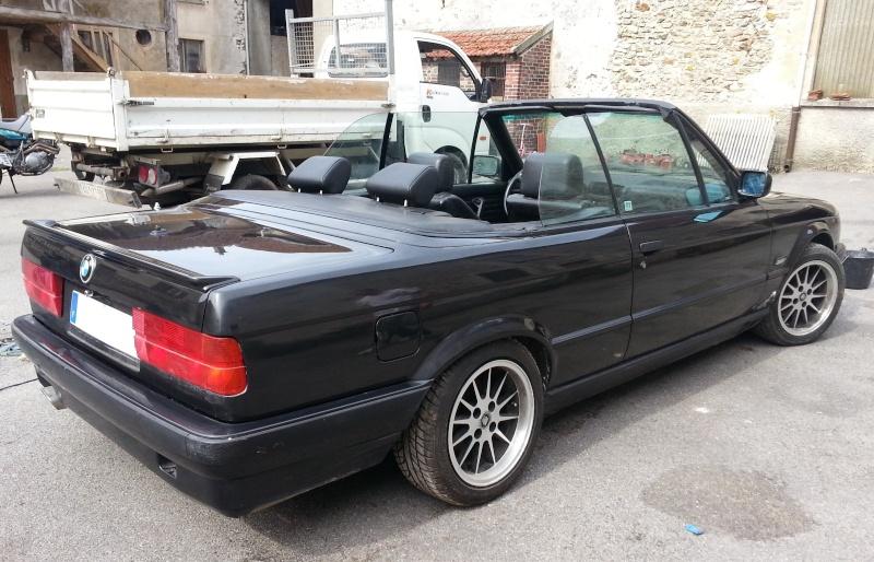 SUPERBE BMW 325i CABRIOLET préparée par HARTGE certificat à l'appuis 20130613