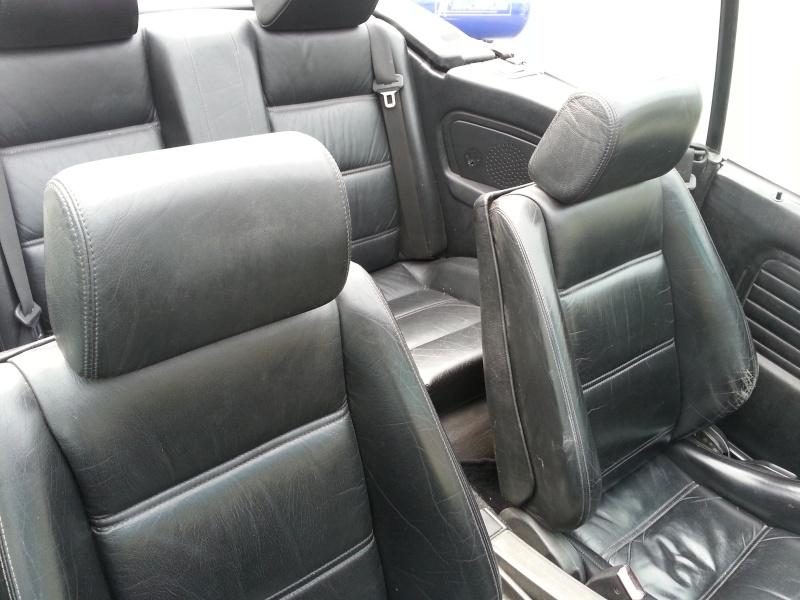 SUPERBE BMW 325i CABRIOLET préparée par HARTGE certificat à l'appuis 20130615