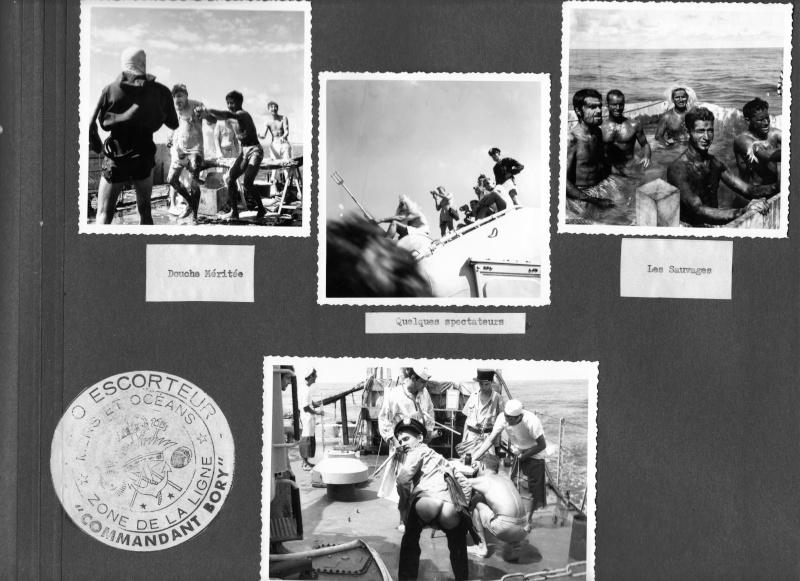 [ Les traditions dans la Marine ] LE PASSAGE DE LA LIGNE - ÉQUATEUR (Sujet unique) - Page 11 15-05-14