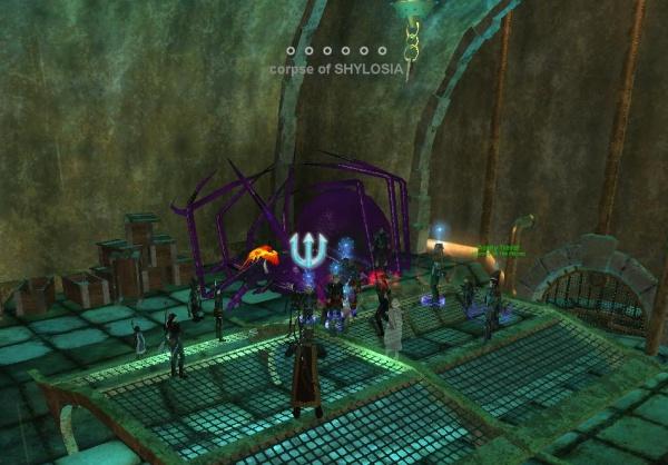 Chaos Justice - Portal Shylos10