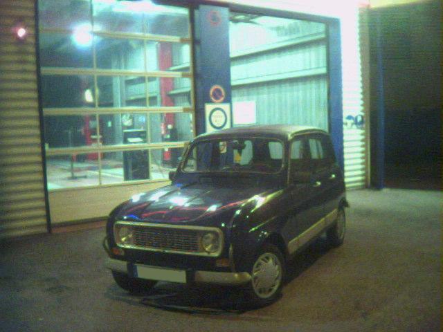 La R4 GTL, c'était ma premère voiture 9999xu10