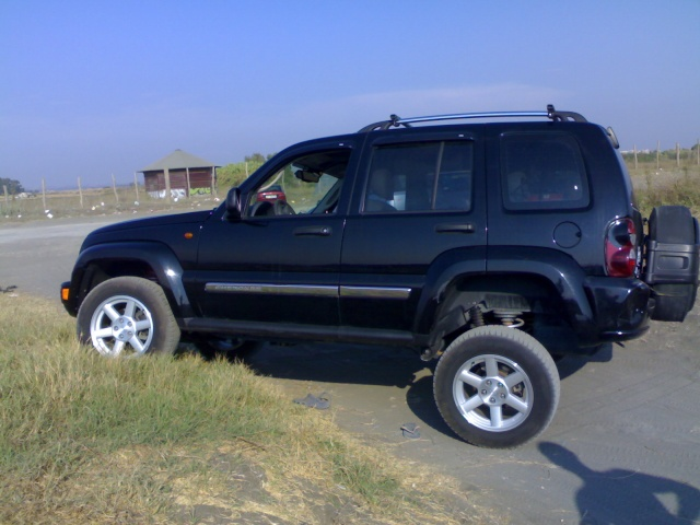 I nostri KJ in escursione estrema 29072011