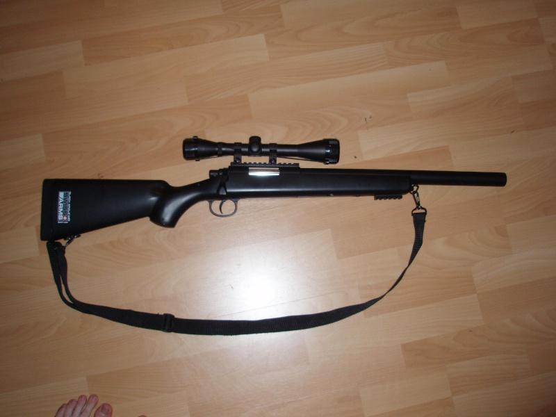 [VENDU] Sniper + lunette 111