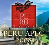 ¿que opinan del APEC que se va a realizar en Peru? 852511