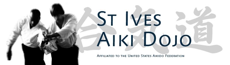 St Ives Aiki Dojo