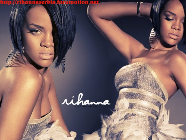 Rihanna Serbia