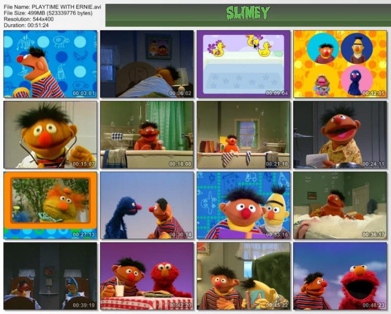[RS] Sesame Street - Playtime with Ernie DVDRip 34ewcb10