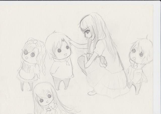 Boule de papier, Gomme, crayon à papier !!  Scn_0011