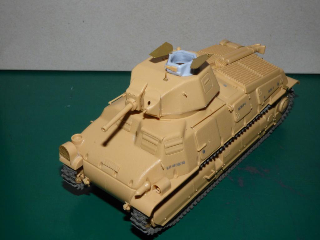 Somua S35 Tamiya P1000510