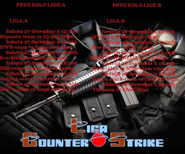 Counter Strike 1.6 Gamers