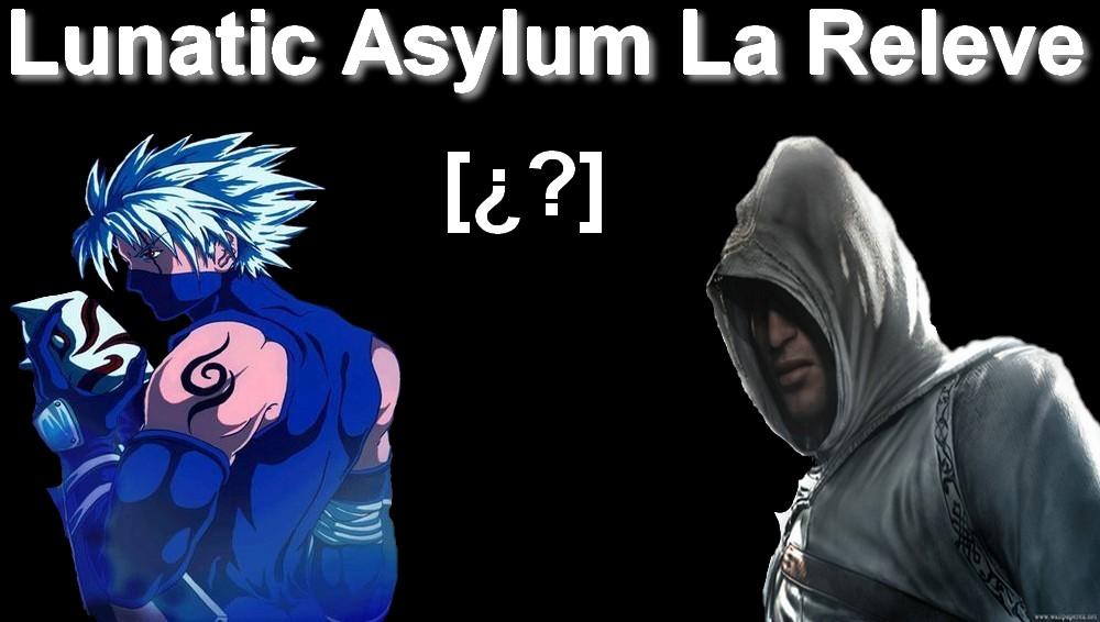Lunatic Asylum La Revele