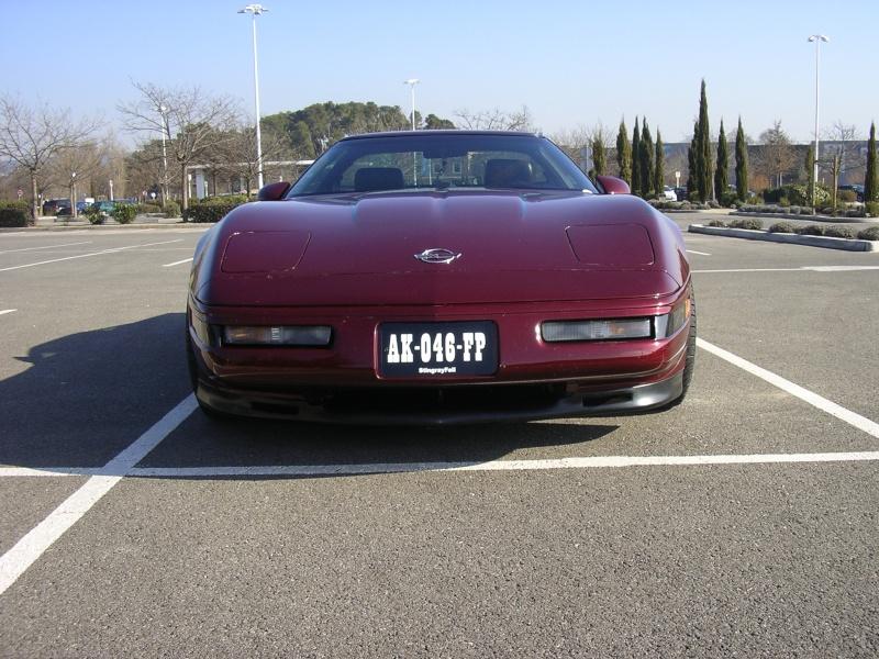 Ma Corvette C4 LT1 40th anniversary Imgp0011