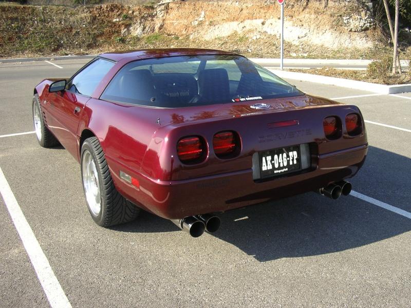 Ma Corvette C4 LT1 40th anniversary Imgp0012