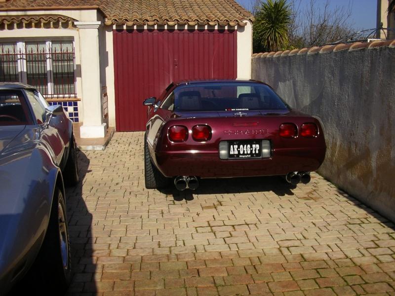 Ma Corvette C4 LT1 40th anniversary Imgp0015
