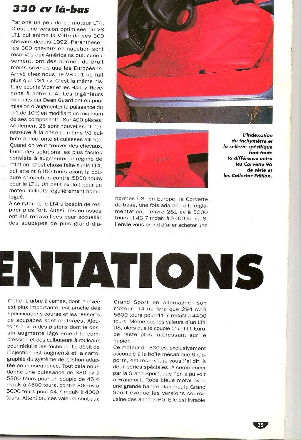 Bride en Europe des LT1 et LT4 - article NITRO mag 1996 - Lt1_lt10
