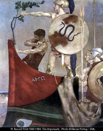 Argonauts, Inc.