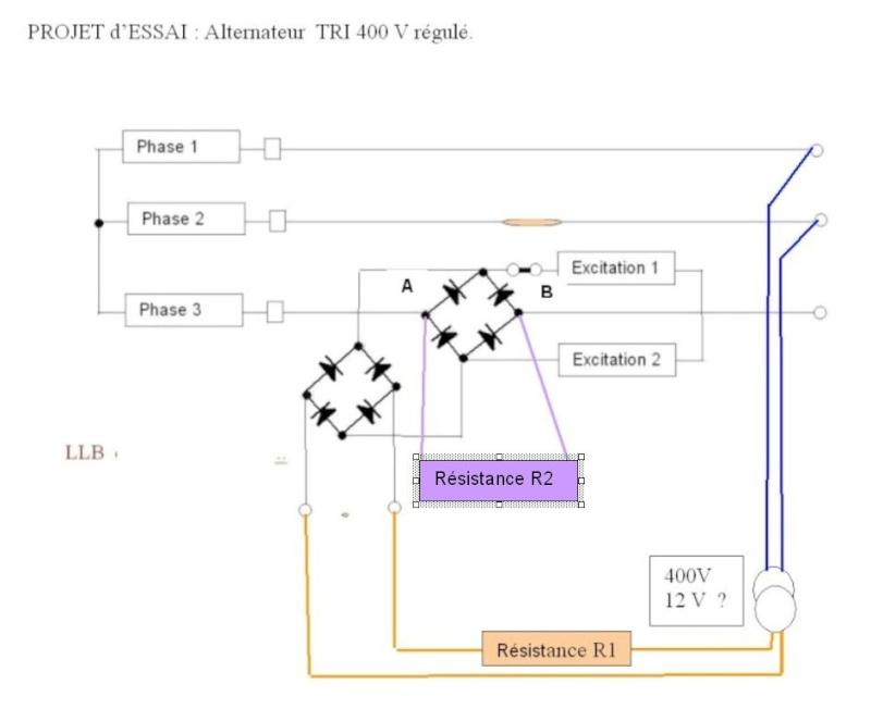 Recherche infos sur alternateur avec induit au rotor 5KVA Triphasé Sylvai11