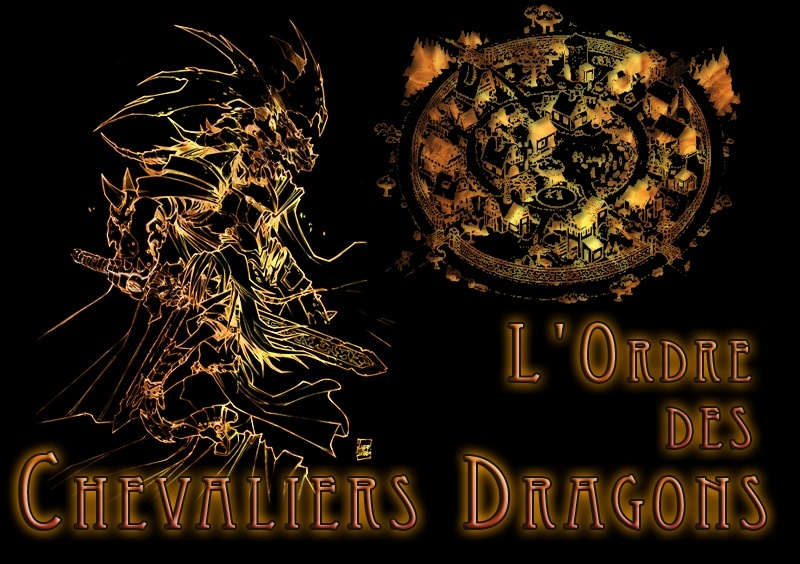 Ordre Chevaliers Dragons