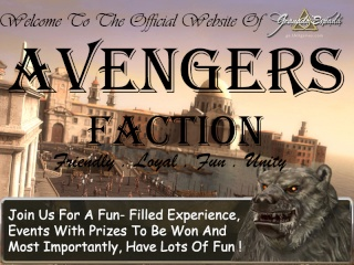 You're Currently At The Official Forum Of Avengers Faction !