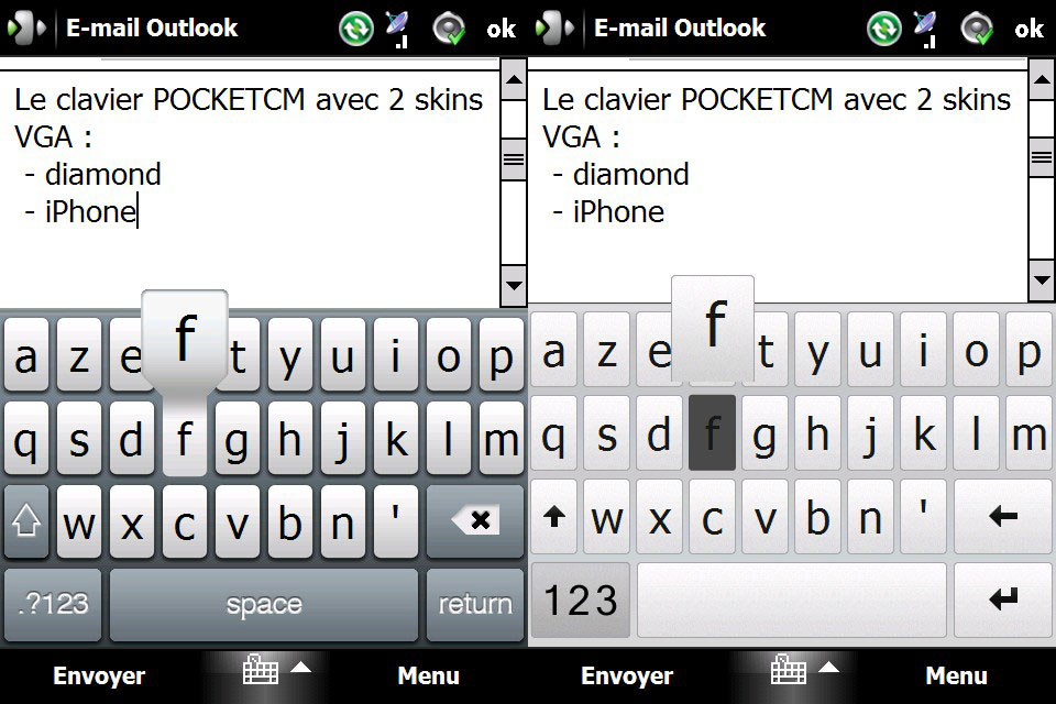 clavier - Un clavier digne de nos bouzins : PCMKeyboard Screen10