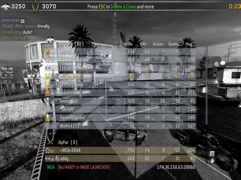 OK every1 post pics of their best scores !!!! Cod_sc11
