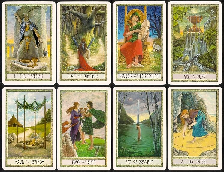 Druidcraft Tarot - Le tarot des druides Druid_10