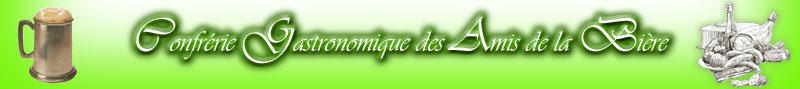 Confrérie Gastronomique des Ami(e)s de la Bière. - Portail Titrec16