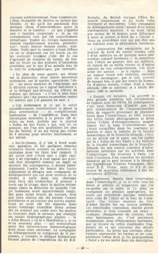 Baie de l'Amirauté - 16 mars 1961 - Observation de Rubens Junquéria Villela Amirau13