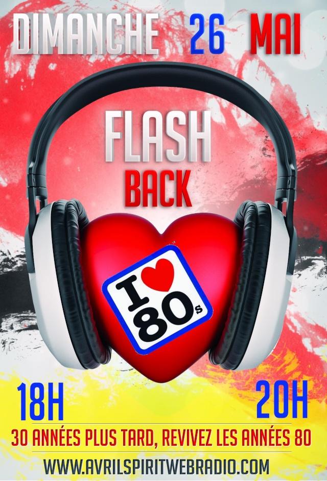Flashback / I Love 80s, dimanche 26 mai a 18heures 96718710