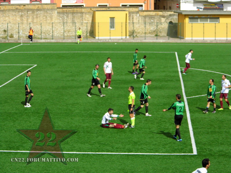 Campionato play out: Sancataldese - Valderice 2-0 310