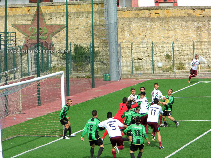 Campionato play out: Sancataldese - Valderice 2-0 410