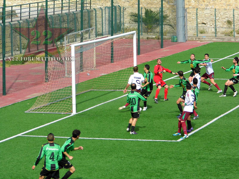 Campionato play out: Sancataldese - Valderice 2-0 510