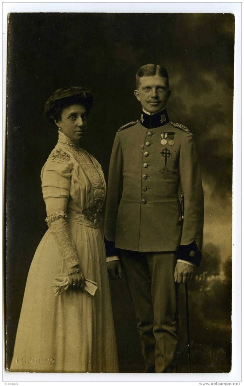 Ferdinand de Bavière et L'Infante Maria Teresa 229_0010