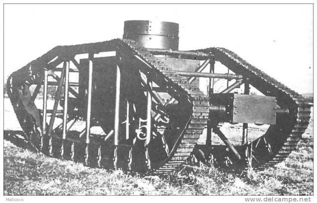 Prototype de char américain de la 1° guerre. 421_0010