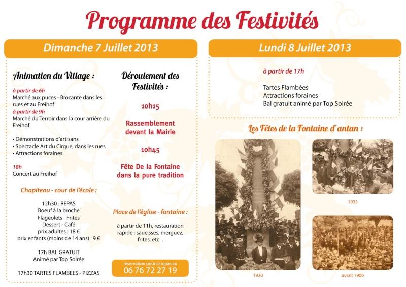 Fête de la Fontaine le 7 juillet 2013 Deplia11