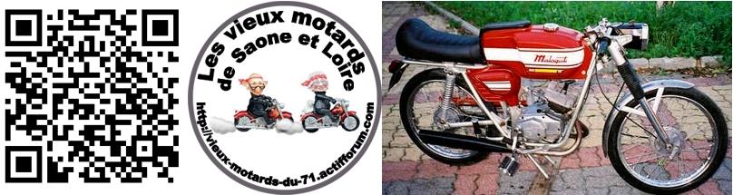 les vieux motards de Saône et Loire