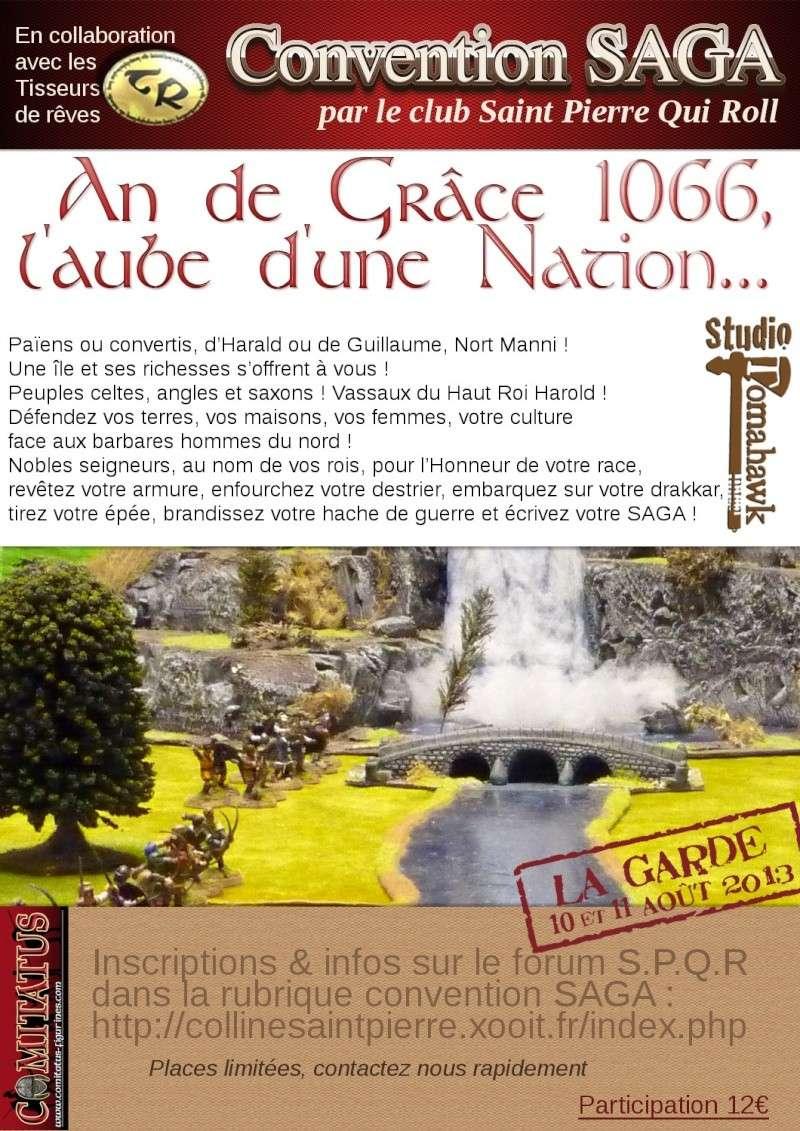 Campagne SPQR, à La Garde, les 10 et 11 août 2013 Tourno10