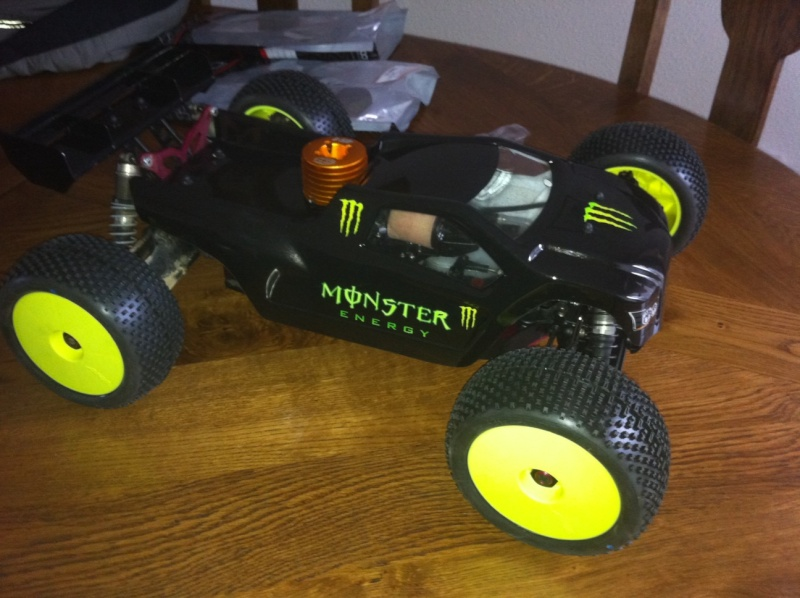 Mi carroceria monster al estilo KEN BLOCK Photo110