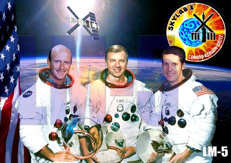 Skylab 2 - La mission - Rares Documents, Photos, et autres ... Cwk10
