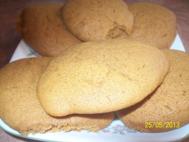 Biscuits mous à la melasse  (avec épices) 116_7512