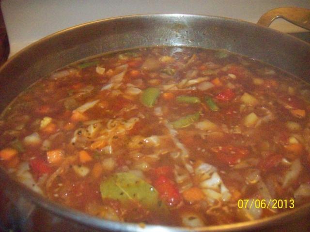 Soupe aux légumes de GinPat 116_7639