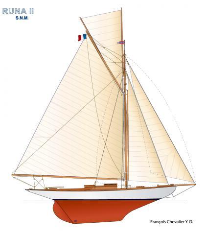 Les Runa, cotre de légende 982c7d10
