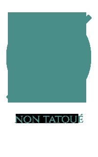 non tatoué