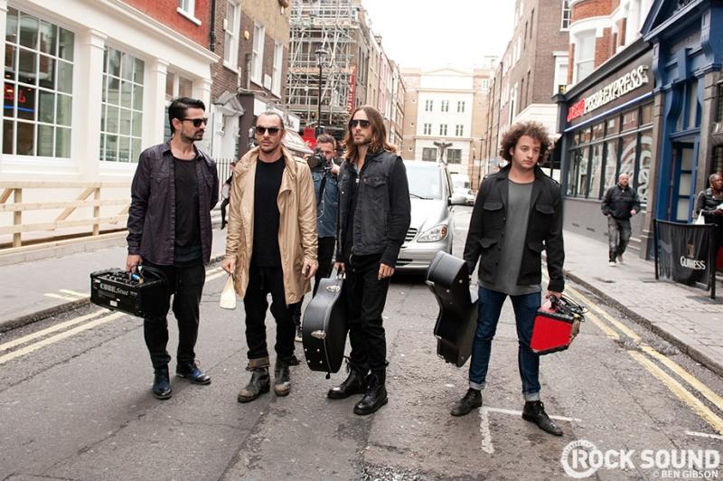 Concert improvisé à Londres - #MarsFlashLondonShow Flashm10