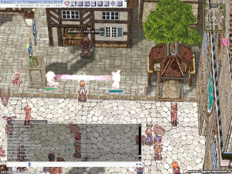 Ping Pong Le jeux Legendaire ^^ - Page 2 Screen10