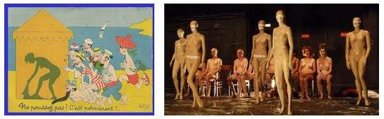 Juxtapositions oulipiennes d'images - Poésie des contrastes Danuda10