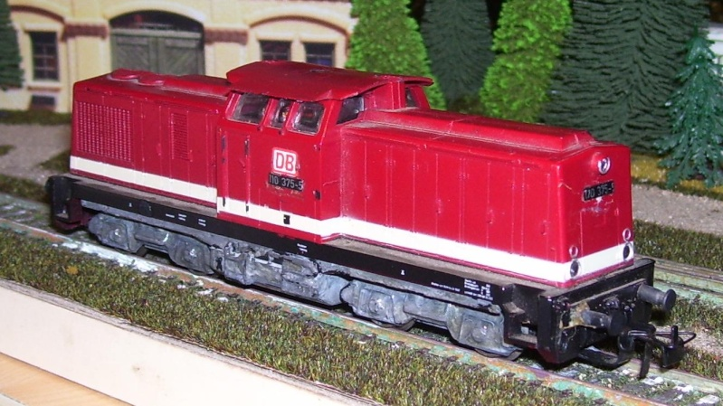 """BR 110 """"made in GDR"""" 100_7810"""